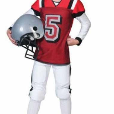 American football kostuum voor kids carnaval