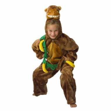 Apen dierenpakken voor kinderen carnaval