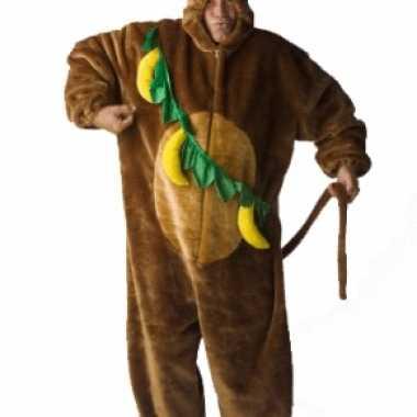 Apen outfit voor volwassenen carnaval