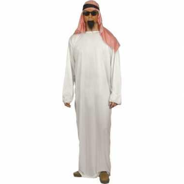 Arabische kostuums arabieren voor carnaval