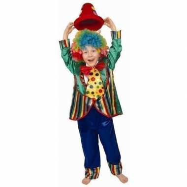 Baba clown carnavalskleding kind voor