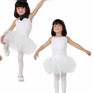 Balletdanseres pakje voor meiden carnaval
