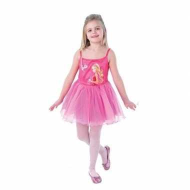 Barbie ballerina verkleedkleding voor meisjes carnaval