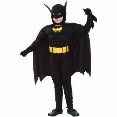 Bat held kostuum voor een kind carnaval