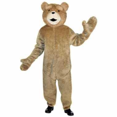 Beren kostuum Ted voor carnaval