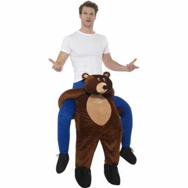 Berenpak voor volwassenen carnaval