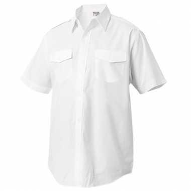 Beveiligers overhemd korte mouwen