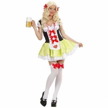 Biermeisje outfit voor volwassenen carnaval