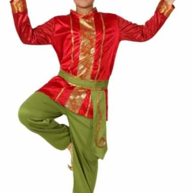 Bollywood kostuum jongens voor carnaval