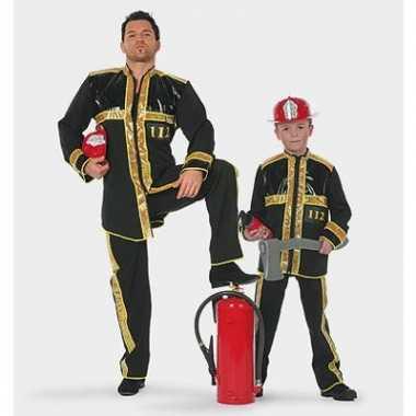 Brandweer carnavalskleding kind