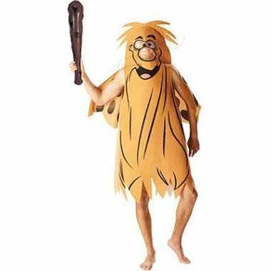 Captain Caveman kostuum voor volwassenen carnaval