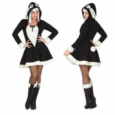Carnaval/feest schaap verkleed outfit voor dames