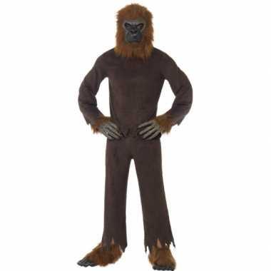 Carnavalskleding apenpak voor