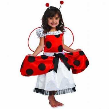 Carnavalskleding Lieveheersbeestje voor