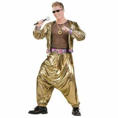 Carnavalskleding MC Hammer pak voor