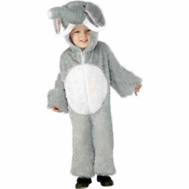 Carnavalskleding olifant voor kinderen