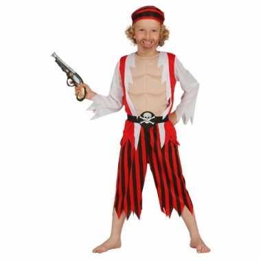 Carnavalskleding piraten kind voor