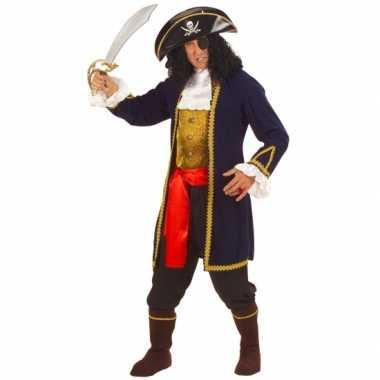 Carnavalskleding Piratenpak luxe voor