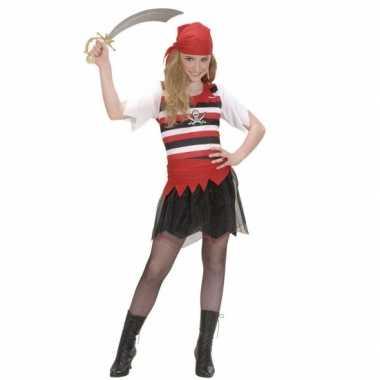 Carnavalskleding Piratenpak meiden voor