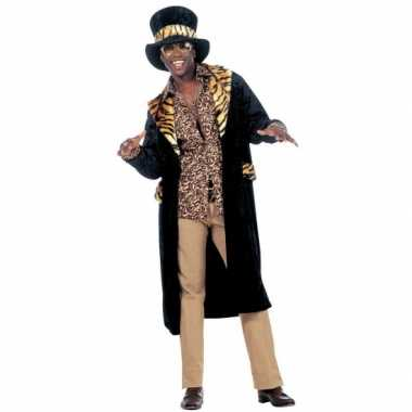 Carnavalskleding pooier outfit heren voor