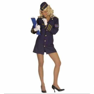 Carnavalskleding Stewardess dames voor