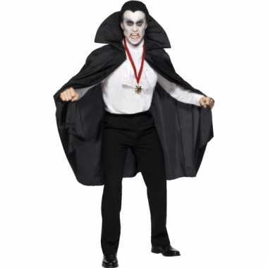 Carnavalskleding vampier cape voor