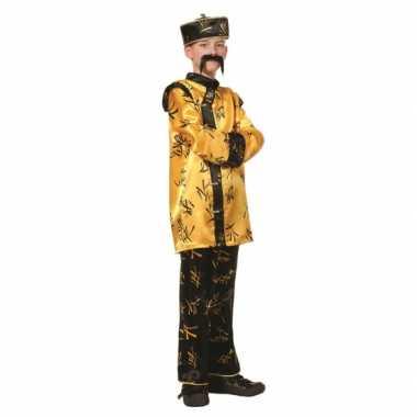 Chinees outfit voor kinderen carnaval