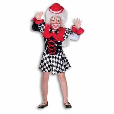 Clown jurkje voor kinderen carnaval