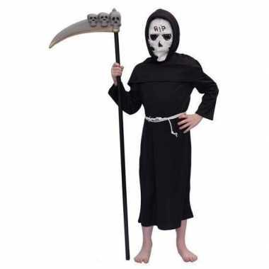 De Dood kostuum kinderen voor carnaval
