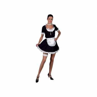Dienstmeisjes kostuum dames voor carnaval