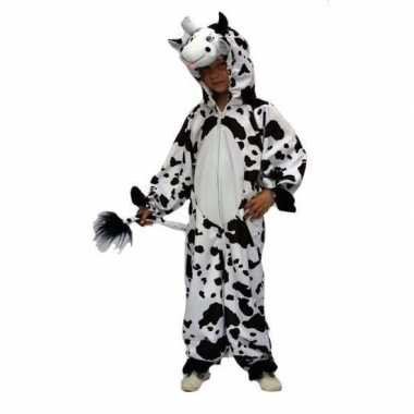 Dieren carnavalskleding koe kind voor