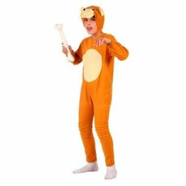 Dierenpak hond/honden verkleed kostuum voor kinderen carnaval
