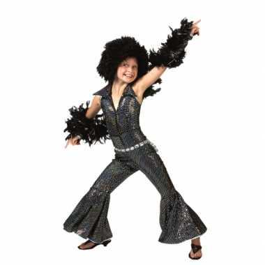 Disco kostuum 70s stijl voor kids carnaval