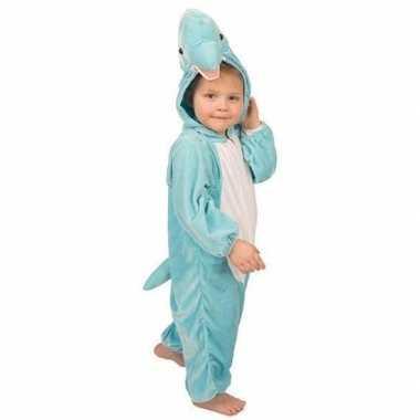 Dolfijnen pak voor kinderen carnaval