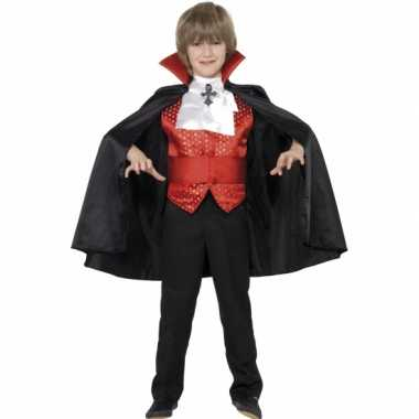 Dracula carnavalskleding kind voor