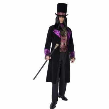 Dracula kostuum voor carnaval
