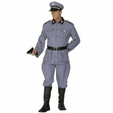 Duitse soldaat carnavalskleding voor