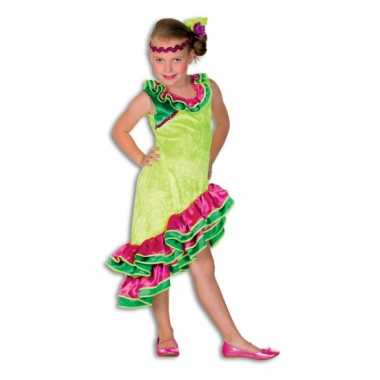 Flamenco kleding voor meisjes carnaval