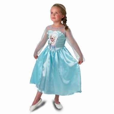 Frozen verkleed jurkje voor meiden carnaval