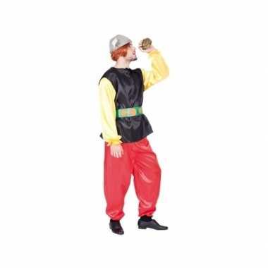 Gallier outfit voor heren carnaval