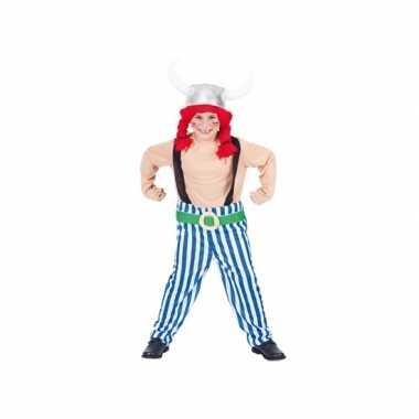 Gallier verkleed kostuum voor kinderen carnaval