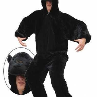 Gorilla kostuum voor volwassenen carnaval