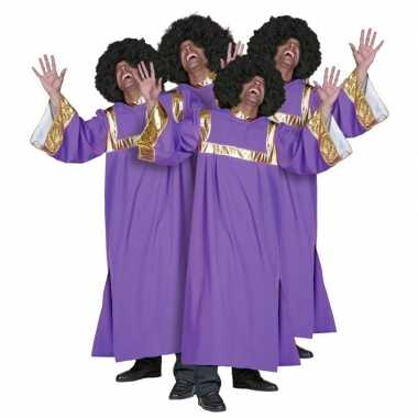 Gospel koor kleding