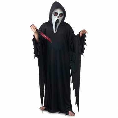 Griezel outfit voor kinderen carnaval