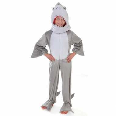 Haaien verkleedkleding voor kinderen carnaval