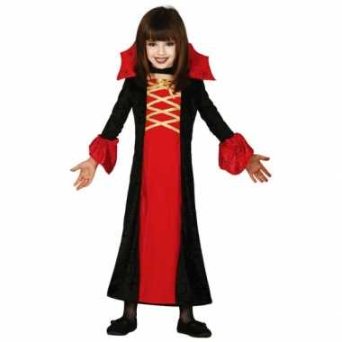 Halloween kleding meisjes vampier voor carnaval