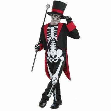 Halloween mr. bone jangles kostuum voor carnaval