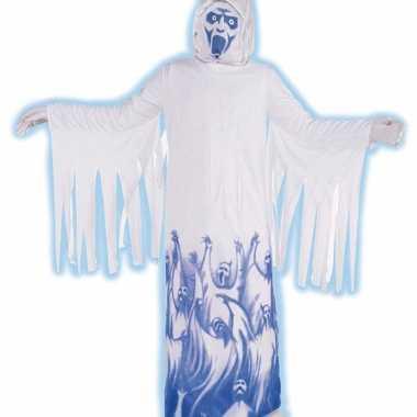 Halloween spook kostuum voor kinderen carnaval