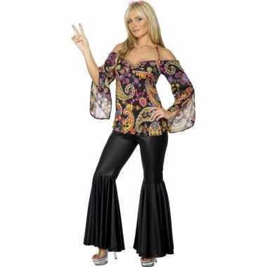 Hippie dames kostuum voor carnaval