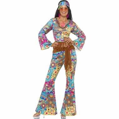 Hippie kleding voor dames carnaval